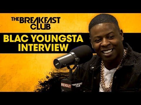 Blac Youngsta Talks Money, Music + The Big Booty Giveaway