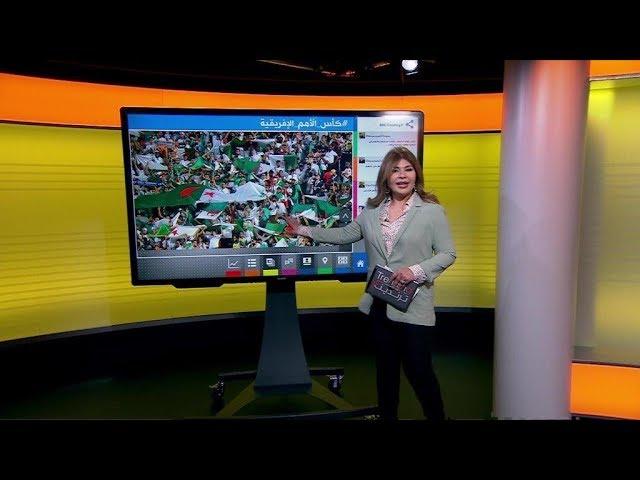 ماذا أعد حفيظ دراجي، المعلق الجزائري الأشهر، حال فوز الجزائر في نهائي كأس أفريقيا؟
