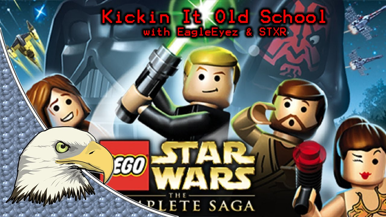 Online Co Op Lego Star Wars The Complete Saga Ep2 W