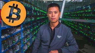 Как работает одна из самых больших майнинг ферм Китая
