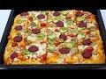 طريقة عمل البيتزا طريقة عمل البيتزا المد بالصينية بانجح عجينة فيديو من يوتيوب