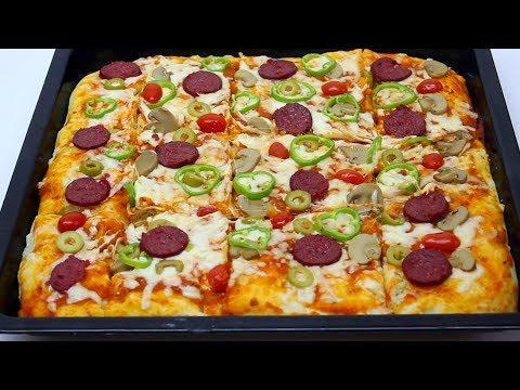 صورة  طريقة عمل البيتزا طريقة عمل البيتزا المد بالصينية بانجح عجينة طريقة عمل البيتزا من يوتيوب