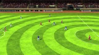 FIFA 14 Android - Amkar Perm VS Volga