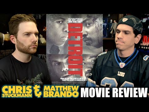 Detroit - Movie Review