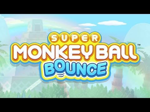 Super Monkey Ball Bounce - iOS / Android - HD (Sneak Peek) Gameplay Trailer