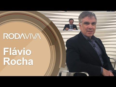 Roda Viva | Flávio Rocha | 25/09/2017
