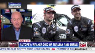 Paul Walker Autopsy