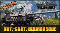 Bat.-Chât. Bourrasque - Marathon - World of Tanks - Deutsch