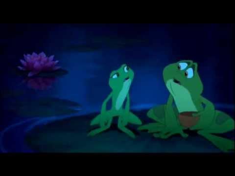 La princesse et la grenouille , Ma belle évangeline. poster