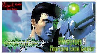 Syphon Filter 2 Mission #9 Pharcom Expo Center