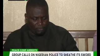 Group calls on Nigeria Police to support Peace Corps