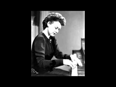 Nadia Reisenberg : Elegie, Op.3, No.1