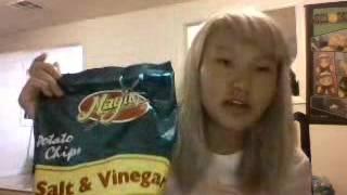 Let's Review: Magic! Salt And Vinegar Potato Chips