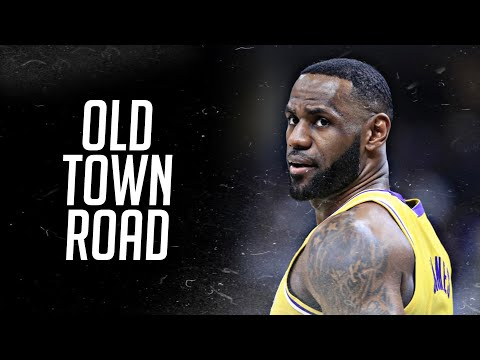 "LeBron James Mix - ""Old Town Road"" HD"
