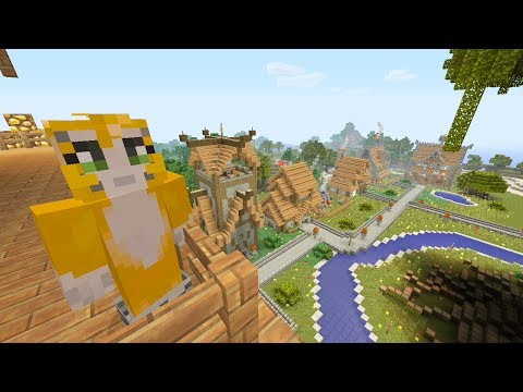 Minecraft Xbox - The Tree Of Life - Adventure Map - {5}