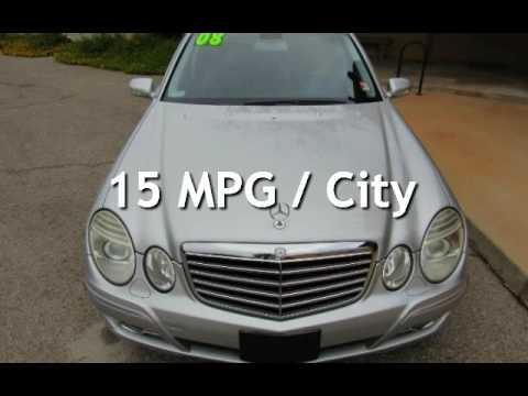 2008 mercedes benz e550 for sale in tucson az youtube for Too hot motors tucson