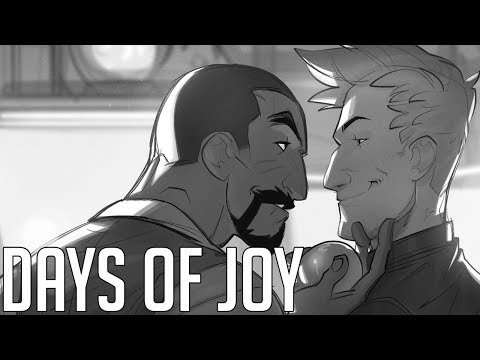 Days of Joy, Misery at Hand [Reaper76] | Overwatch Comic Dub thumbnail
