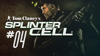 SPLINTER CELL - Cap 4 - No dispares las alarmas, Sam