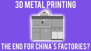 Why 3D Metal Printing Will Change The World