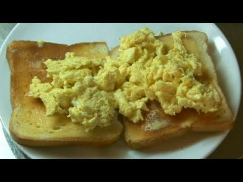 Scrambled eggs on toast | Meal for One | WW Australia