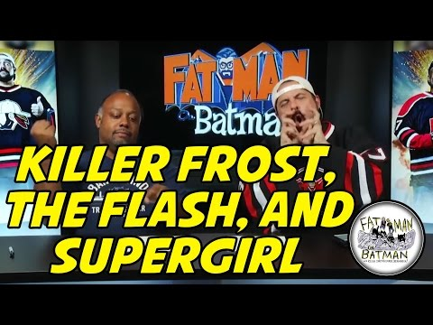 KILLER FROST, THE FLASH, AND SUPERGIRL