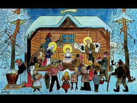 Přichází doba tajných přání - vánoční píseň