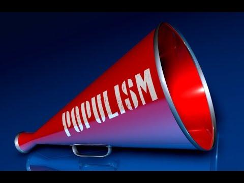 John Stossel - Populism and Socialism