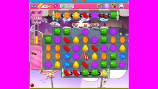 Candy Crush Saga Level 1400 -  EPisode ENd - NO BOOSTERS