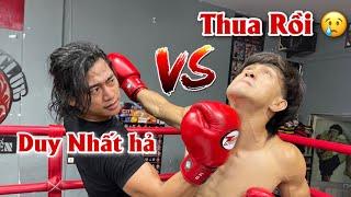 Thập Bát Ca Tung Đòn Đấm Chí Mạng Hạ Nguyễn Trần Duy Nhất Càn Quét Hết Võ Sĩ No.1