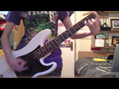 My Chemical Romance - Planetary (Go!) Bass Cover