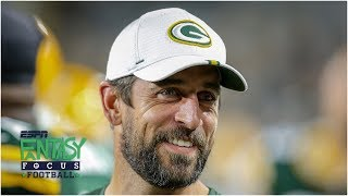 Fantasy Focus Live! Packers and Bears preview