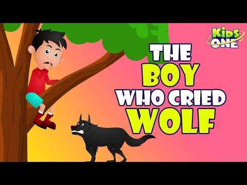 the-boy-who-cried-wolf-story-|-moral-stories-for-children-|-kidsone