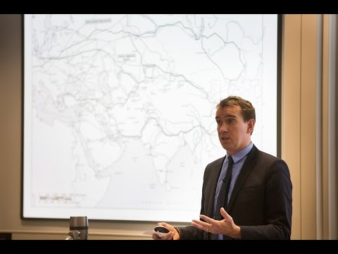 Peter Frankopan: Global change in the 21st century