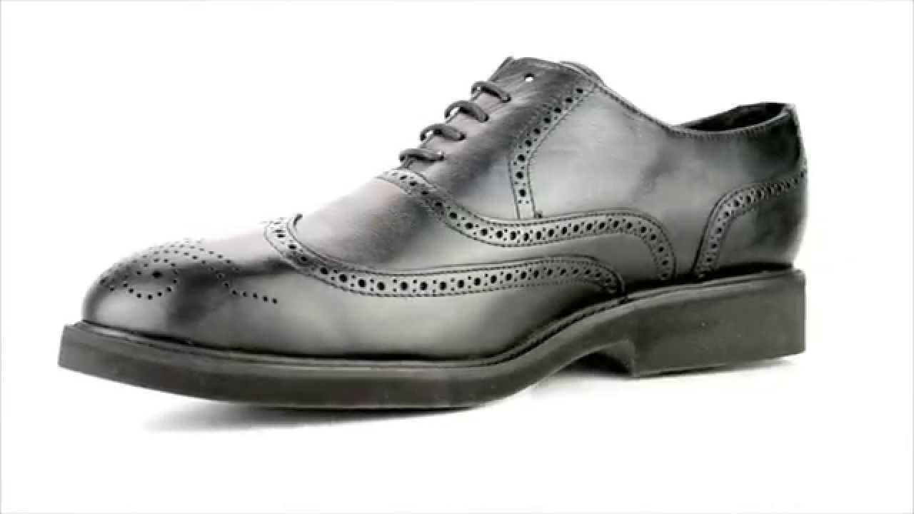 Men's STS250 Steel Toe Wingtip Dress Oxford Work Shoe @ Steel-Toe ...