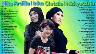 Nike Ardilla, Inka Christie, Nicky Astria - 3 Lady Rocker Indonesia - Tembang Kenangan Nostalgia