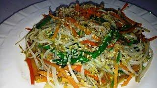 Мош новдасидан супер таом - Вкусное блюдо из пророщенного маша