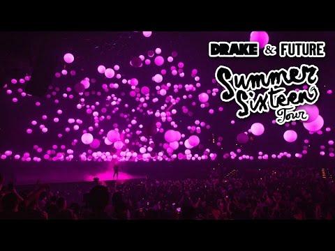 DRAKE & FUTURE: SUMMER SIXTEEN TOUR | THE FORUM IN INGLEWOOD