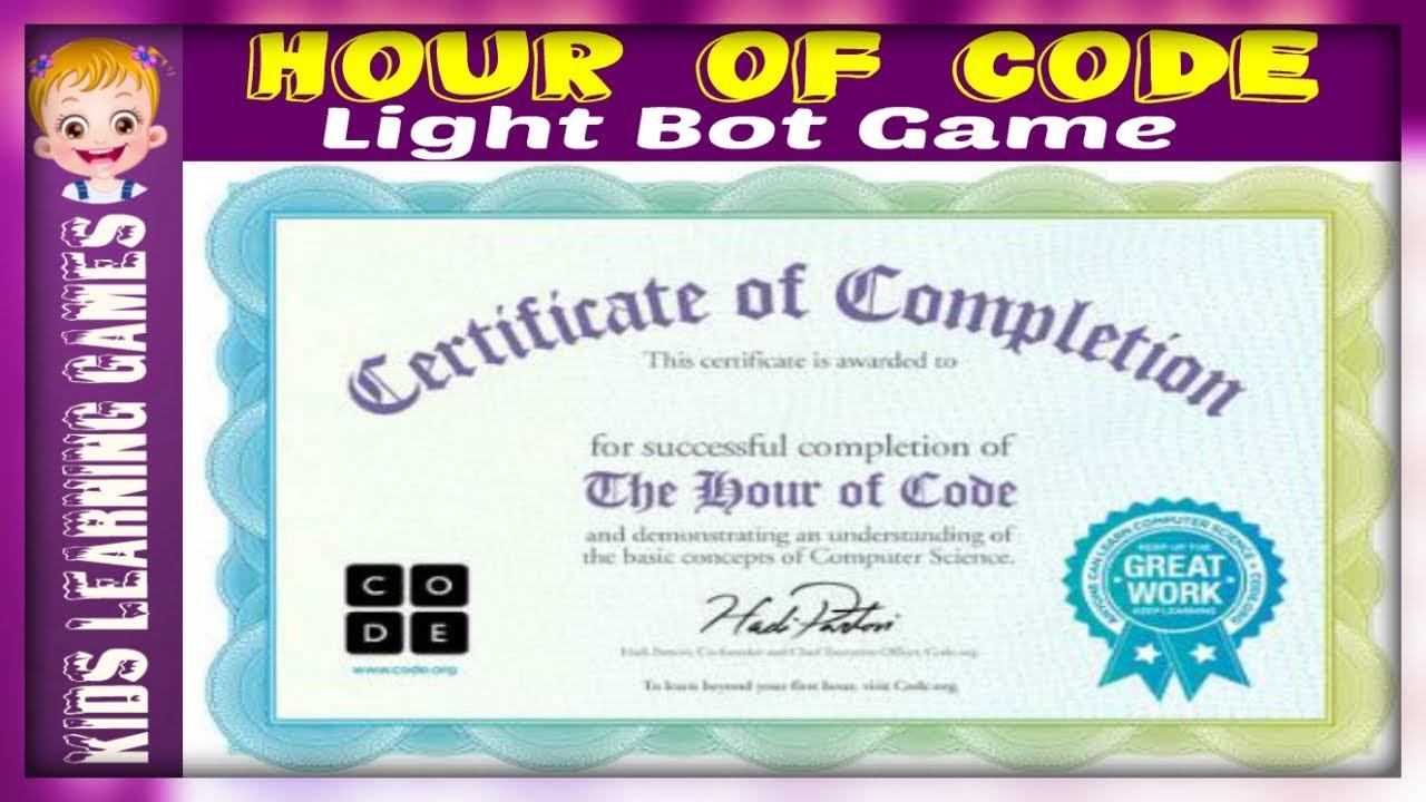 Download Light Bot Game | Hour of Code Lightbot - ABCya Level 3