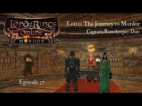 Lotro: Garth Agarwen, Part 2 (Fortress & The Red Maid)