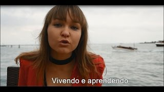 Урок португальского языка  в Венеции! - Неправильные глаголы, пословицы и поговорки.