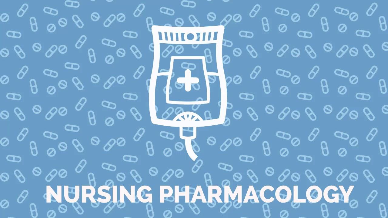 Methylphenidate (Ritalin) Nursing Pharmacology Considerations   NRSNG