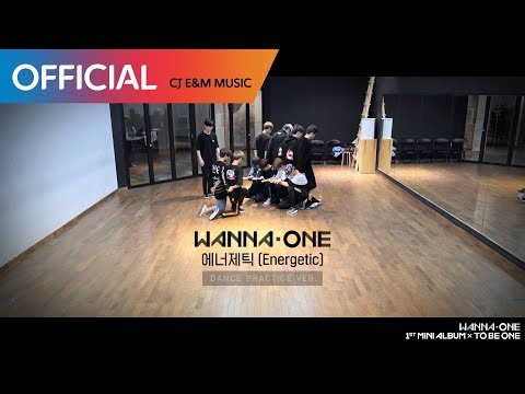 Free Download Wanna One (워너원) - 에너제틱 (energetic) Practice Ver. Mp3 dan Mp4