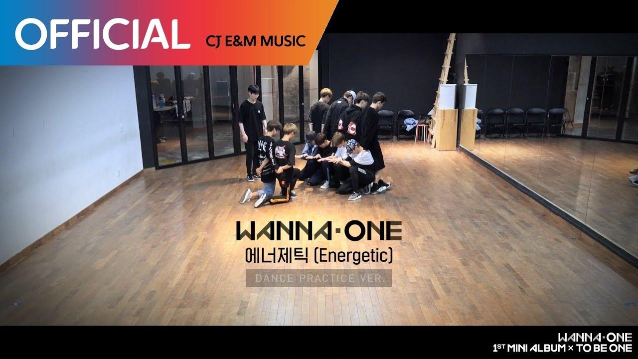 Wanna One (워너원) - 에너제틱 (Energetic) Practice Ver.
