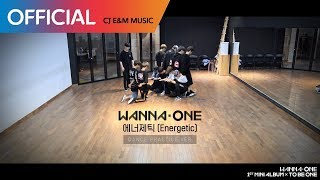 Gambar cover Wanna One (워너원) - 에너제틱 (Energetic) Practice Ver.