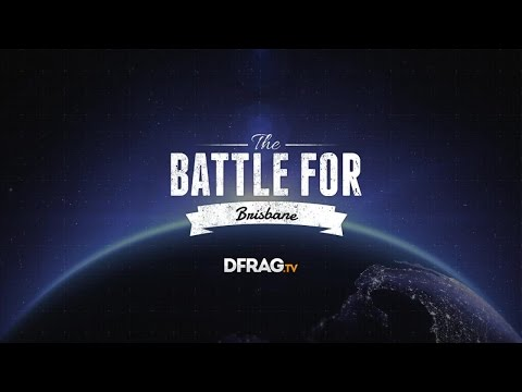 The Battle 4 Brisbane 2016 - Qualifiers 1 - Map 9