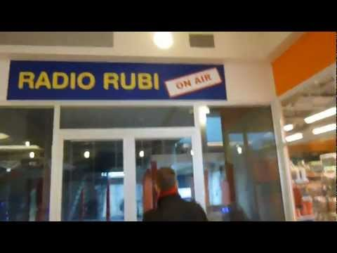 "Thomas Puskailer - Radio Tour ""Make Believe"" CZECH REPUBLIC"