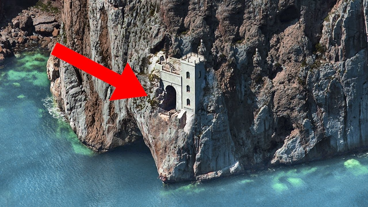 10 Mysterious Secret Historical Places You've Never Heard Of!