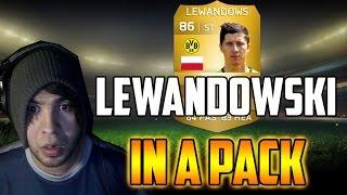 vuclip FIFA 15 WOOW LEWANDOWSKI IN A PACK ABRIENDO SOBRES DE 25K EN ESPAÑOL