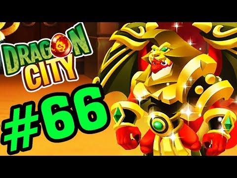 DRAGON CITY - HERCULES DRAGON CON TRAI THẦN ZEUS - GAME NÔNG TRẠI RỒNG #66
