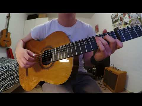 Damien Rice  The Blower's Daughter  Fingerstyle Guitar Cover